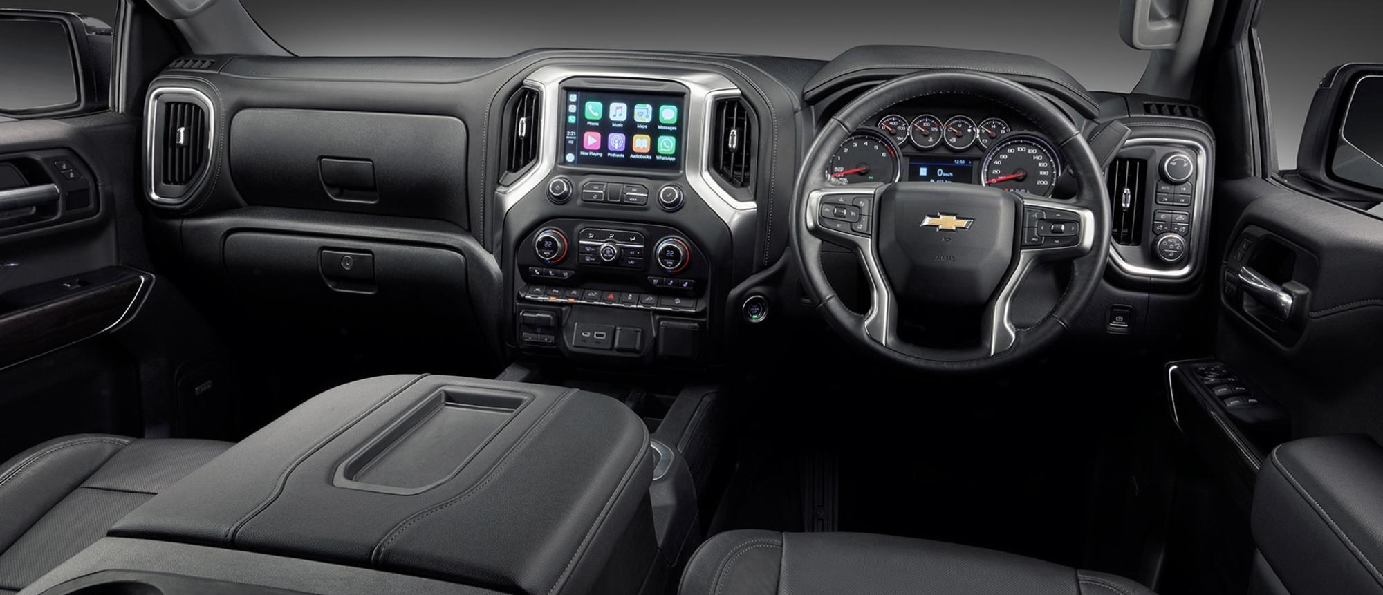 Chevrolet Silverado 1500 Interior