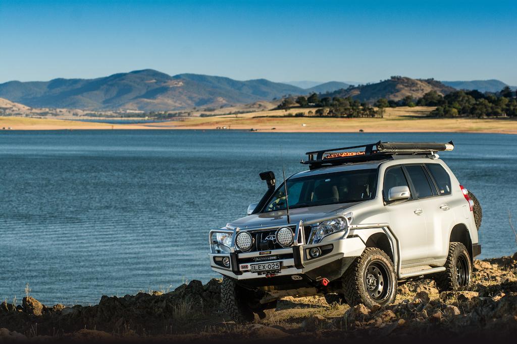 Custom: Toyota Prado 150