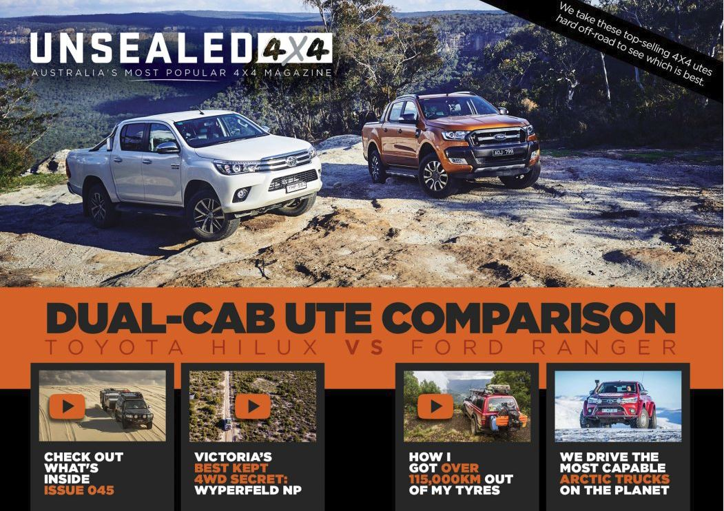 Unsealed 4X4 Issue 45 – Out Now!
