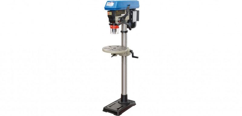 Machinery House Tool Tip: Pedestal Drill