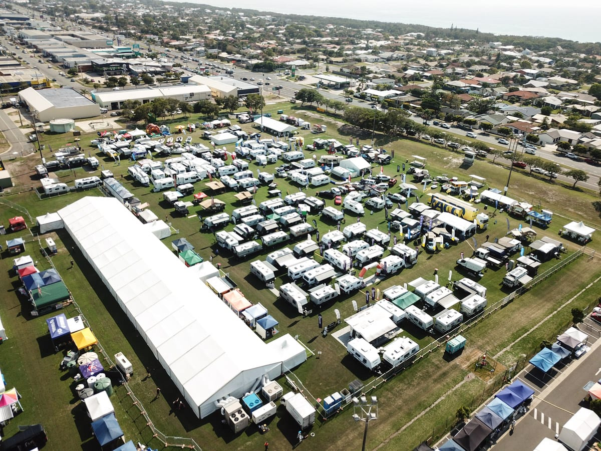 2018 Sunshine Coast Home Show & Caravan, Camping & Boating Expo – this weekend!