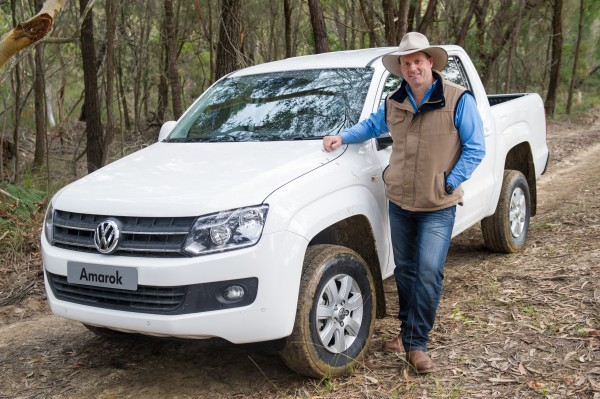 Pat Callinan's 4X4 Adventures continues for another three years, in a new 4X4!