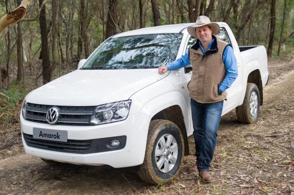 Pat Callinan's 4X4 Adventures - Volkswagen Amarok