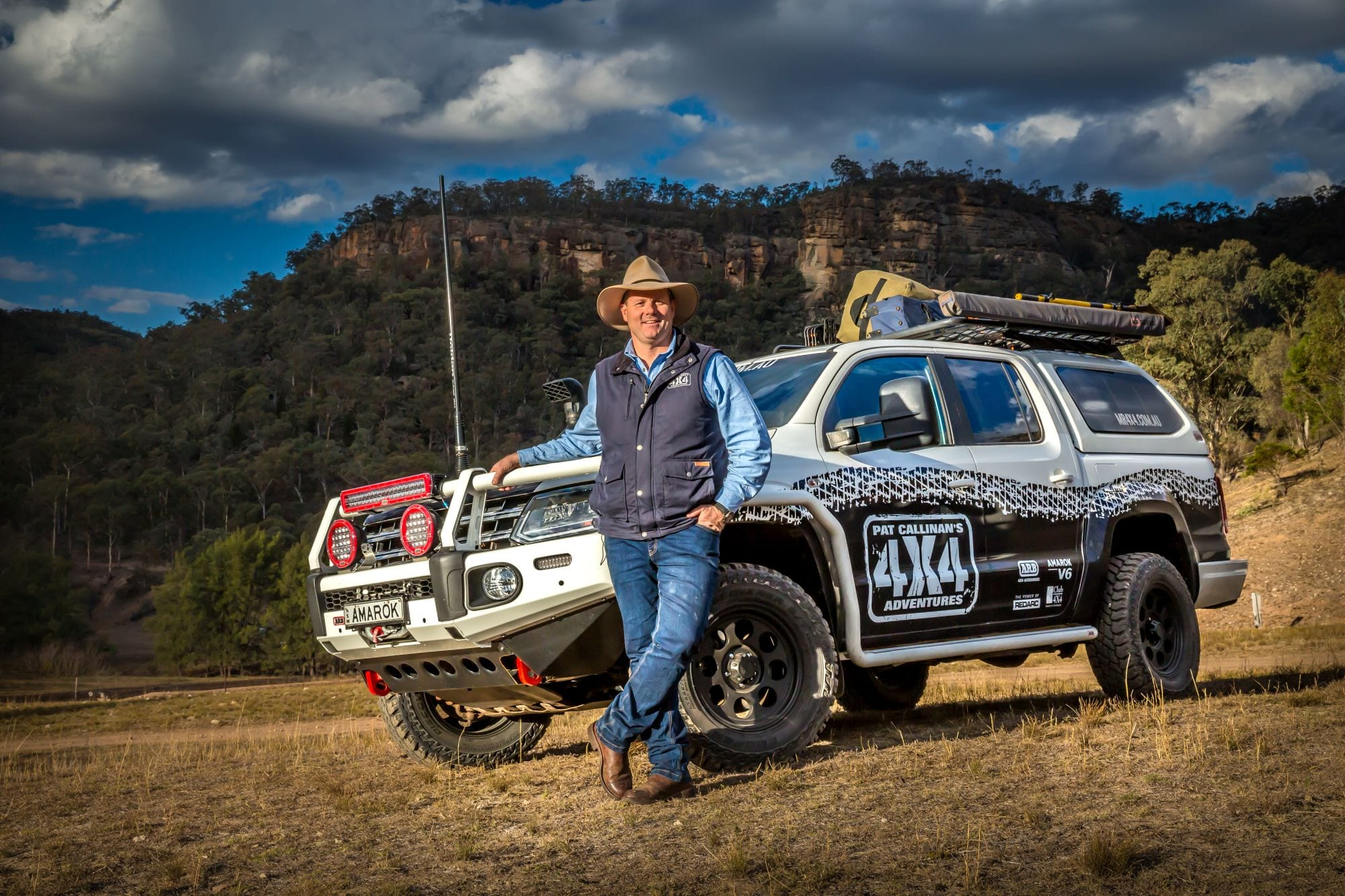 Pat Callinan's 4X4 Adventures Season 11 starts Sunday 4th November!