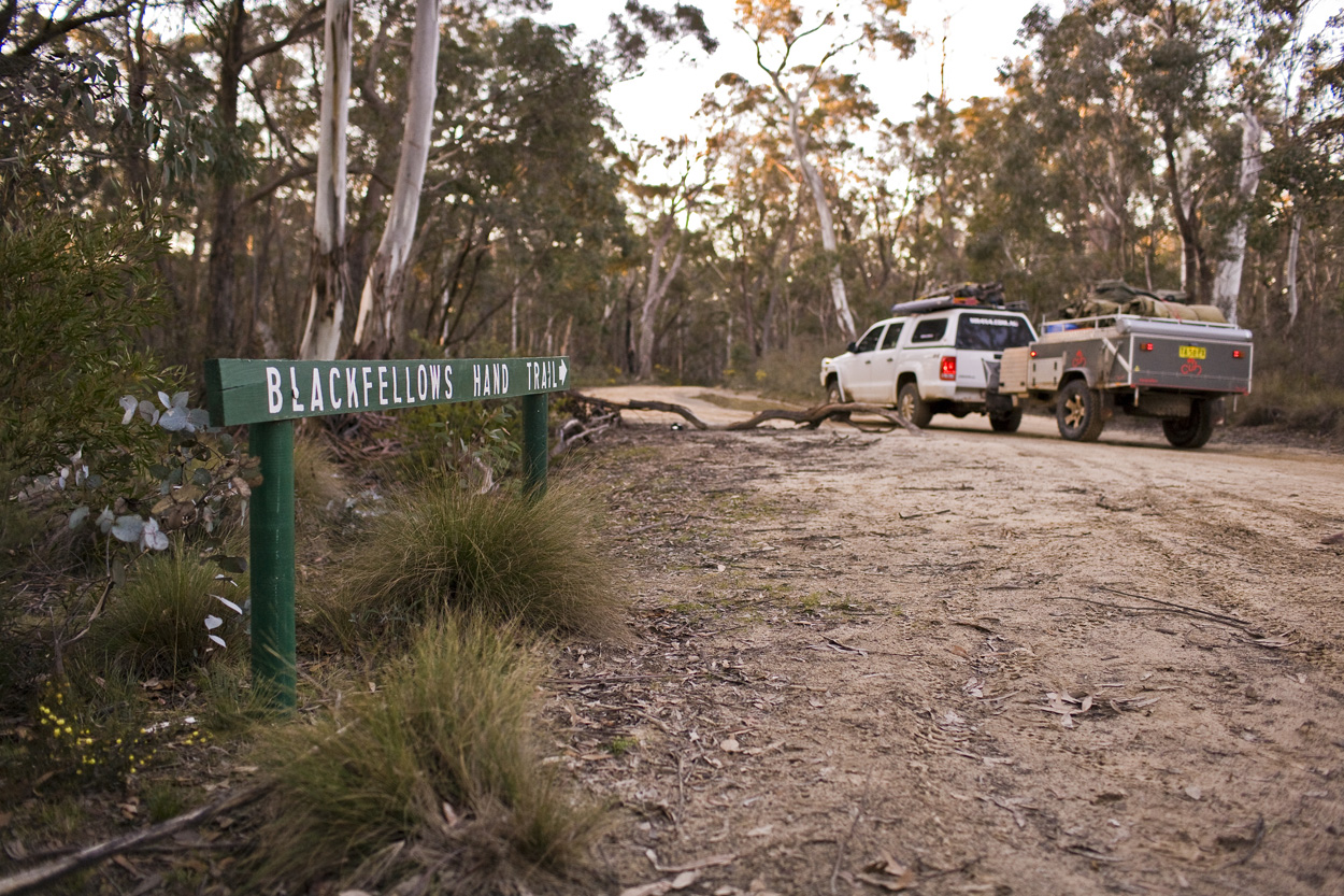 4X4 Destination: Clarence to The Lost City