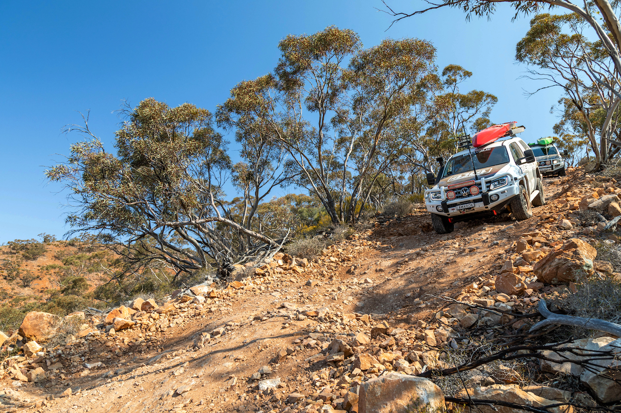 Bendelby Ranges: A four-wheeler's paradise