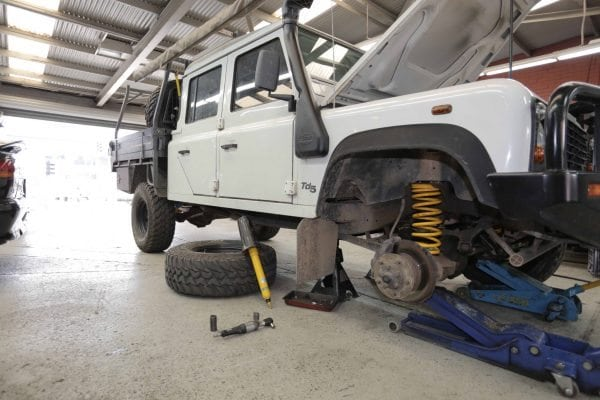 4X4 suspension lift laws changed!