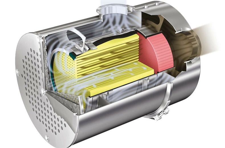 What is a DPF (Diesel Particulate Filter)?
