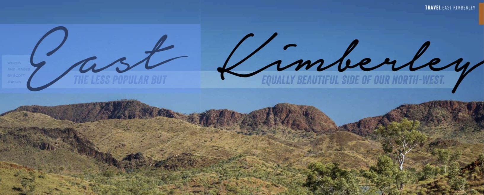 East Kimberley: Issue 30 Travel