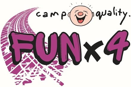 Camp Quality's FUNx4 registrations open!