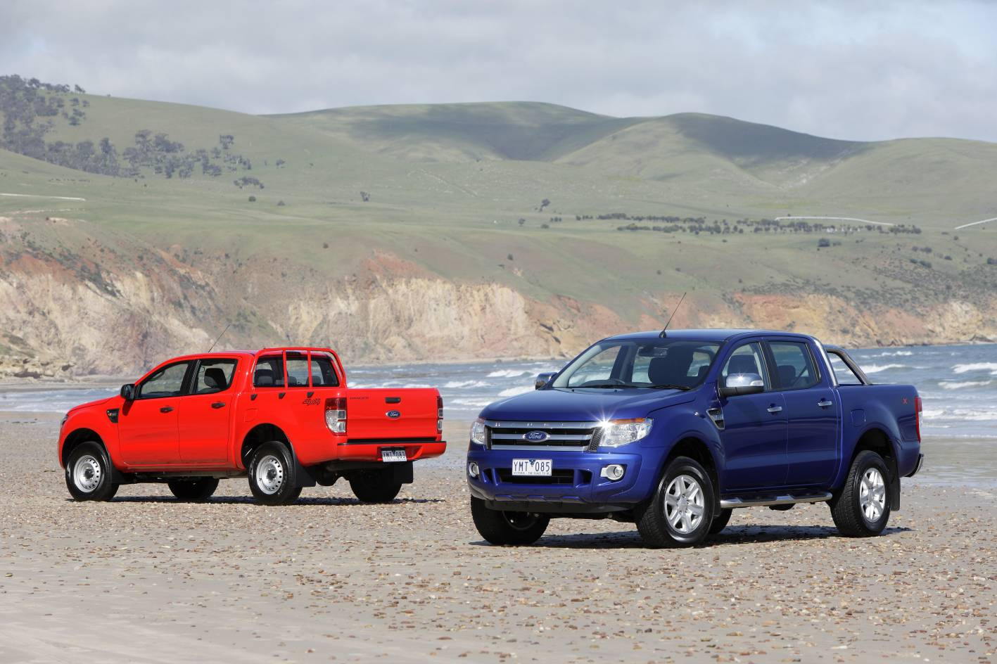 FORD RANGER & MAZDA BT50 RECALLED, AGAIN