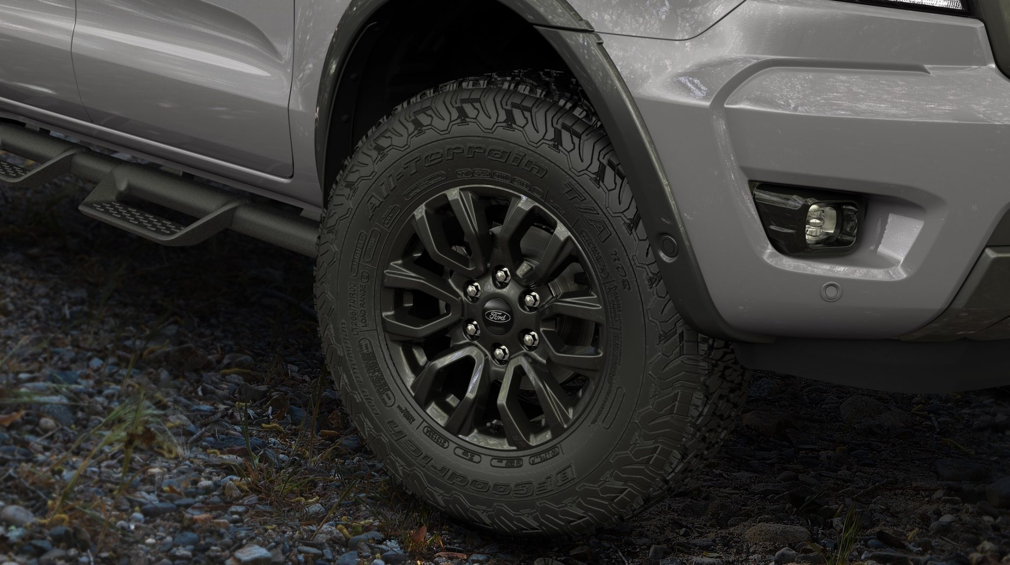 Ford Ranger Fx4 Max Tyre Scaled