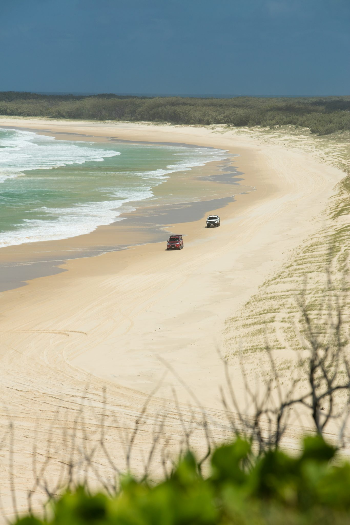 How to beat the winter blues: Fraser Island exclusive flash sale