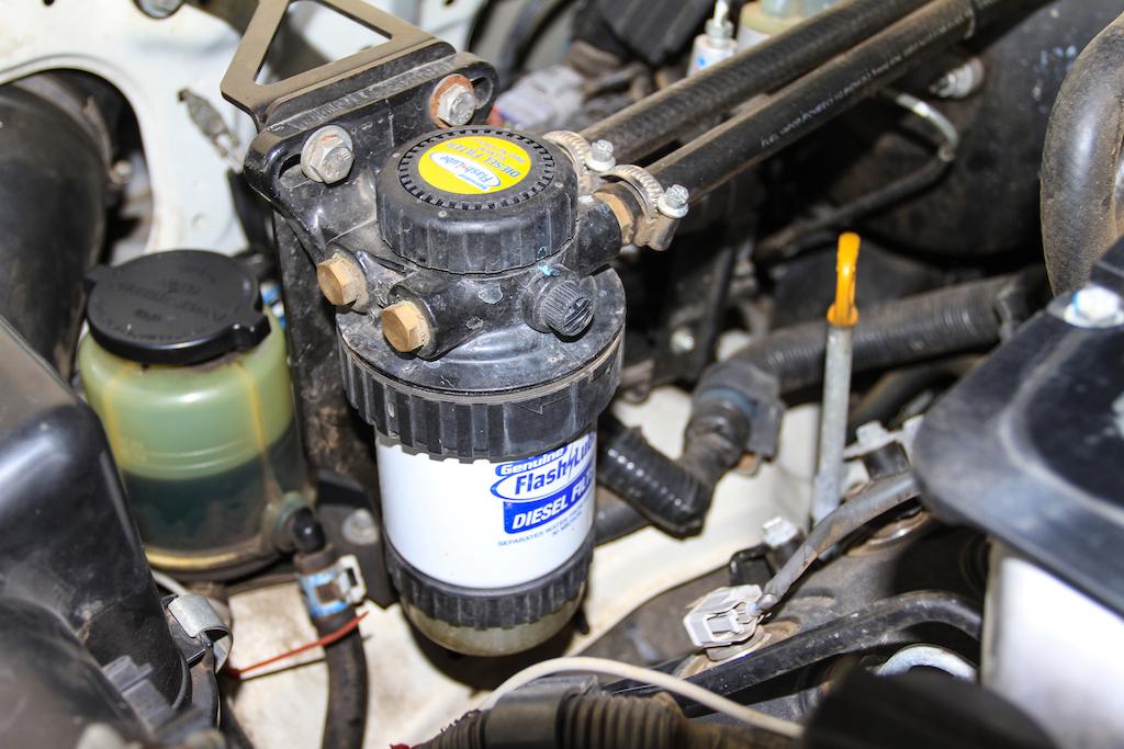 Fuel Filter 20