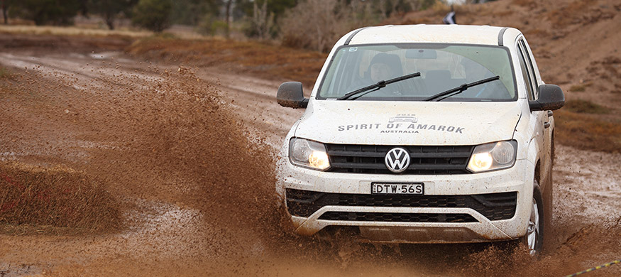 2019 Spirit of Amarok – So you think you can drive?