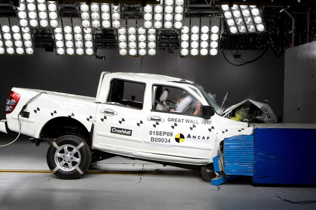 Watch the five worst Australian 4X4 crash tests (and the all-time worst)