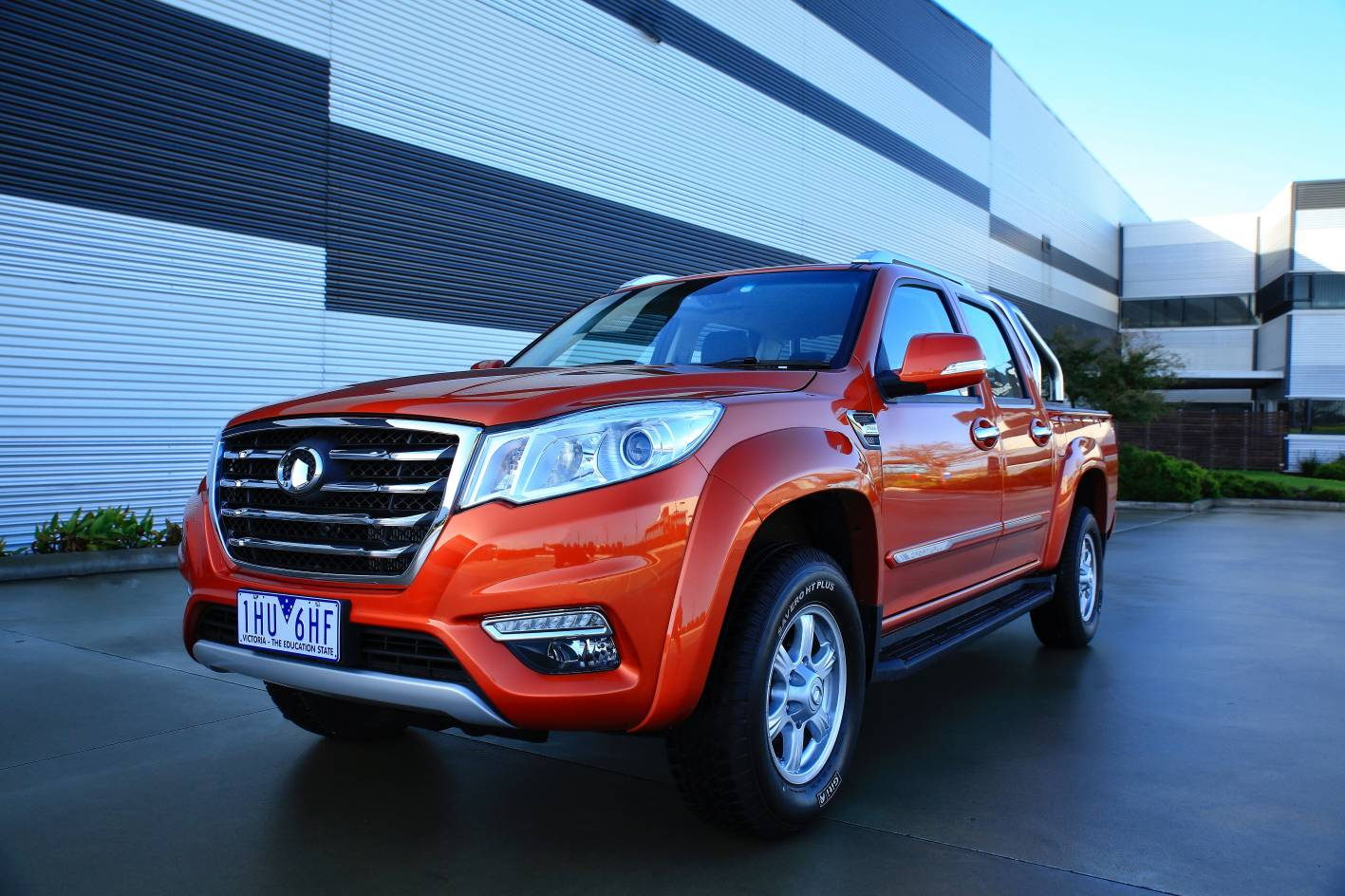 Great Wall Steed 4X4 lands in Australia