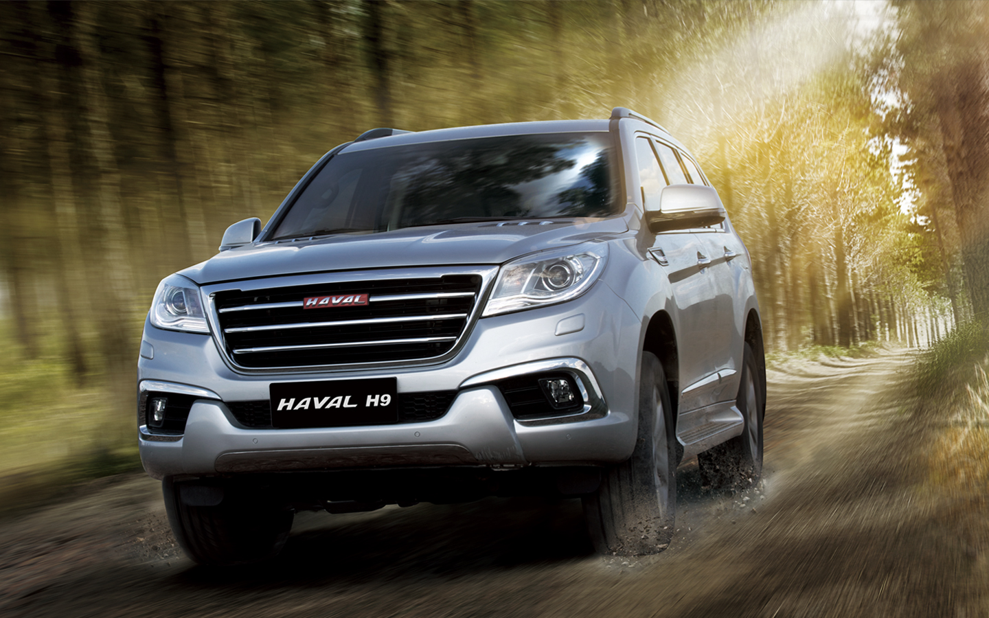 4X4 News: Haval Comes to Australia, with 4X4 Haval H9