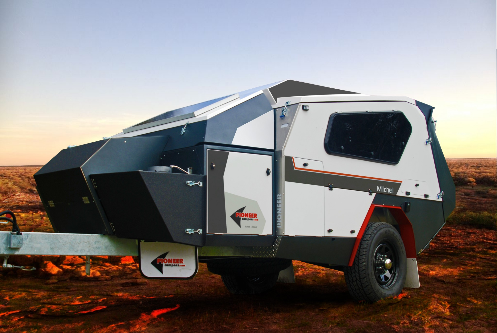 New Pioneer Camper Trailer: The Details