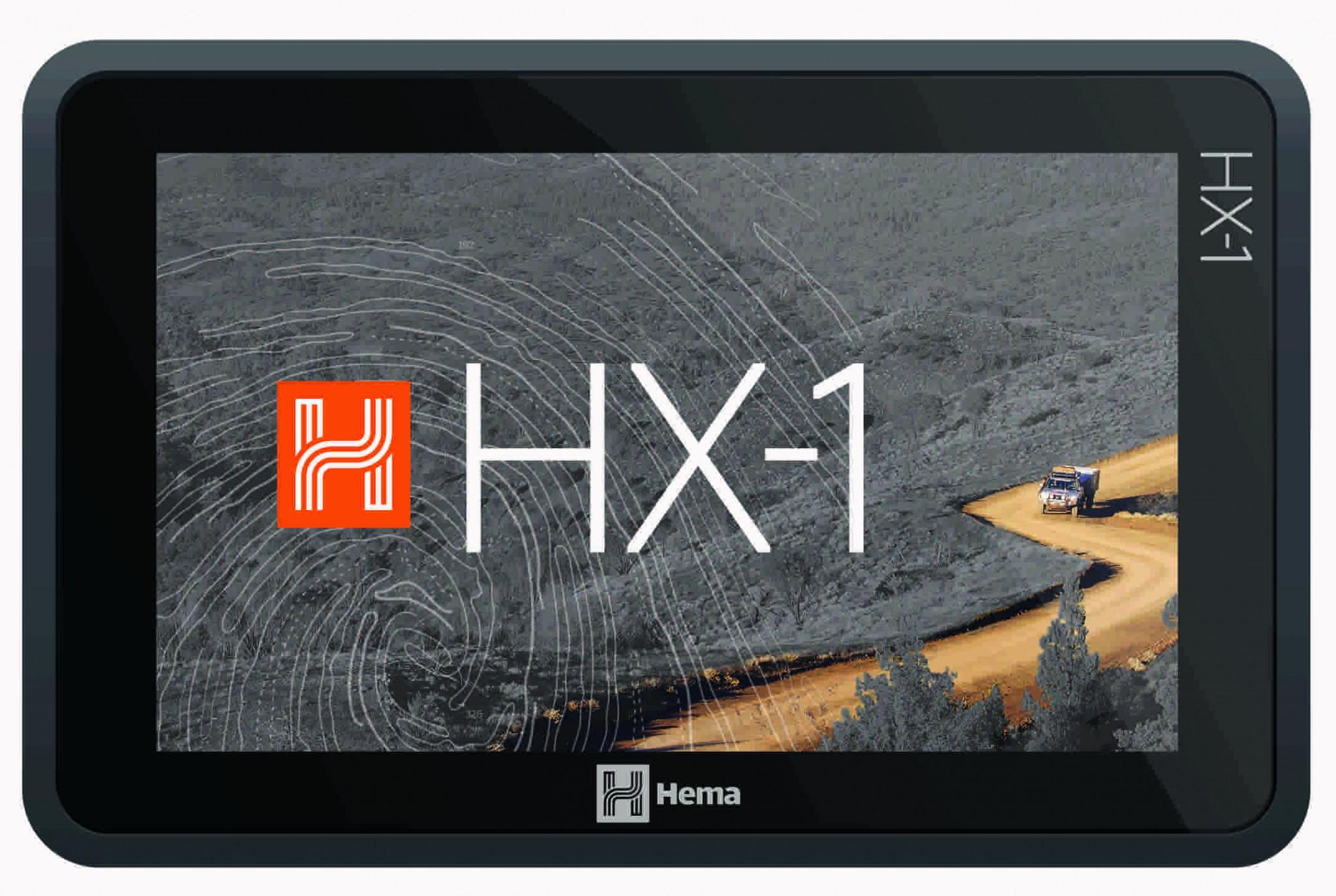 Hema HX-1 – brand-new navigator announced