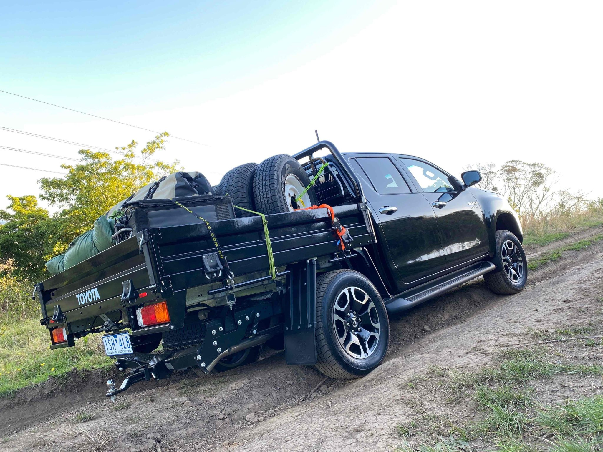 Hilux Rear 2 Scaled