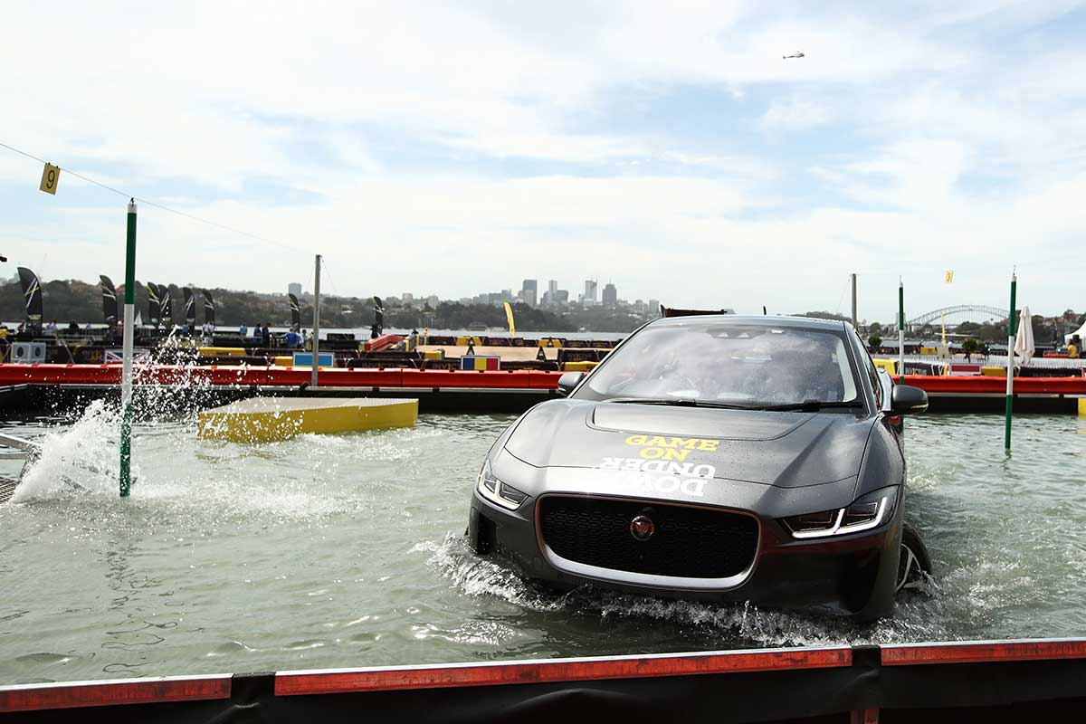 Invictus Games Driving Challenge
