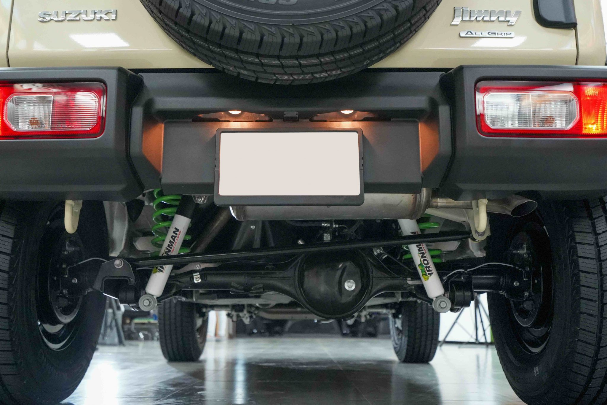 Ironman 4X4 doubles Jimny payload with GVM upgrade