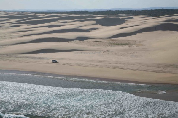 Stockton Beach camping and 4X4 Access: What you need to know.