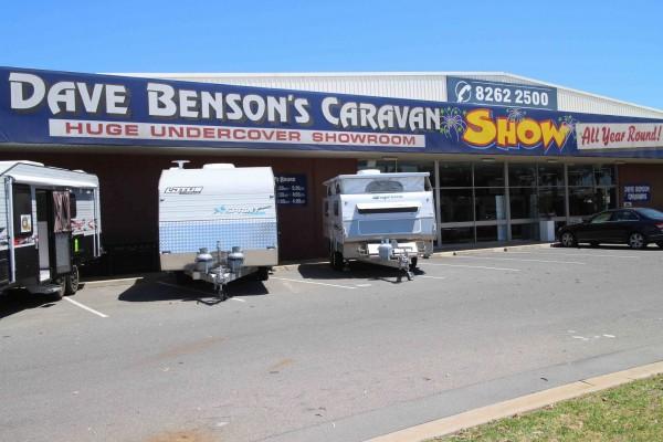 Dave Benson Caravans – New Years Resolution Sale