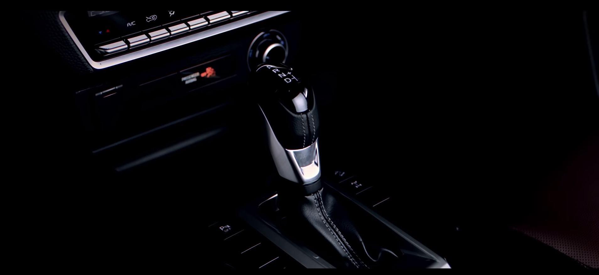 Isuzu Interior Shifter Centre Console