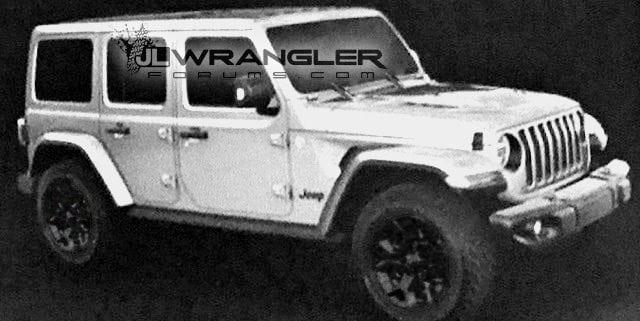 JL WRANGLER