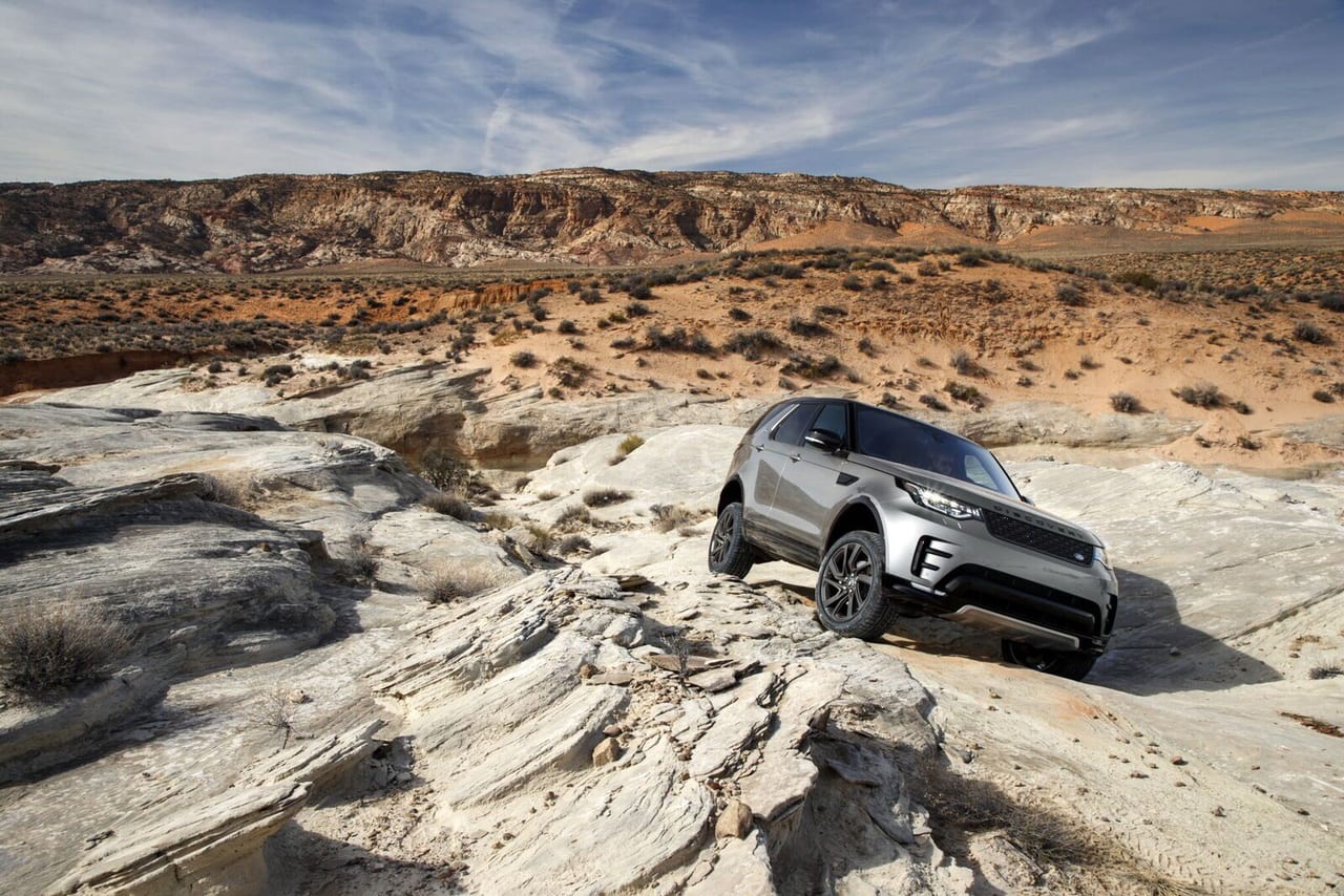 Hands Off My Land Rover! Autonomous Off Road Driving in Development