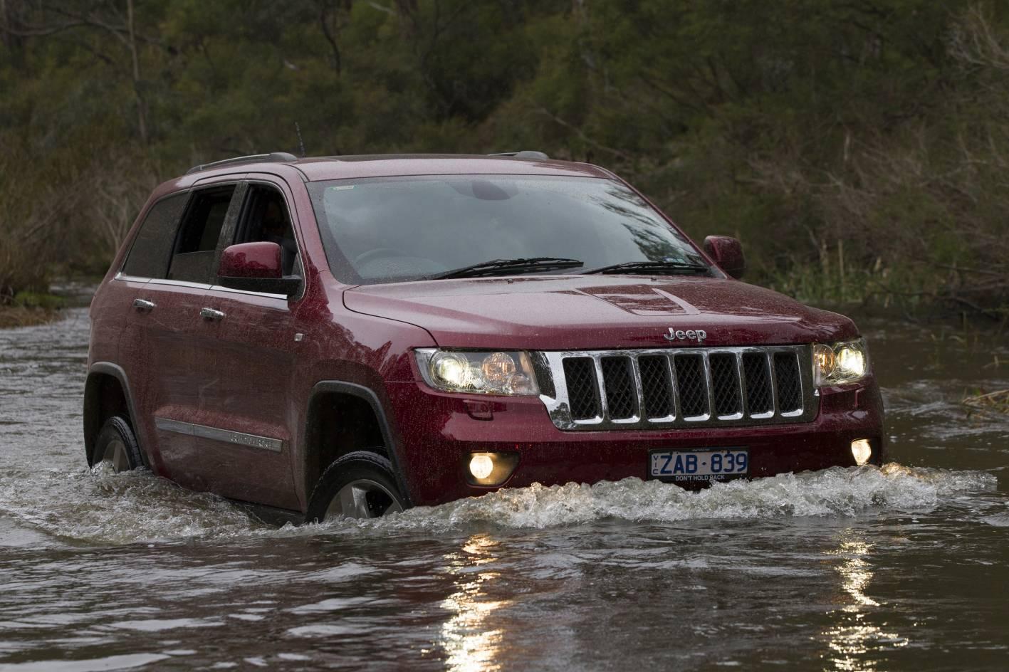 Jeep Grand Cherokee Recall: potentially dodgy alternator