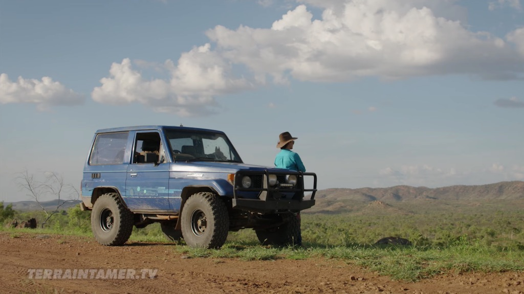 Jillaroo Jess kicks off LandCruiser BJ70 project: building the ultimate mustering buggy
