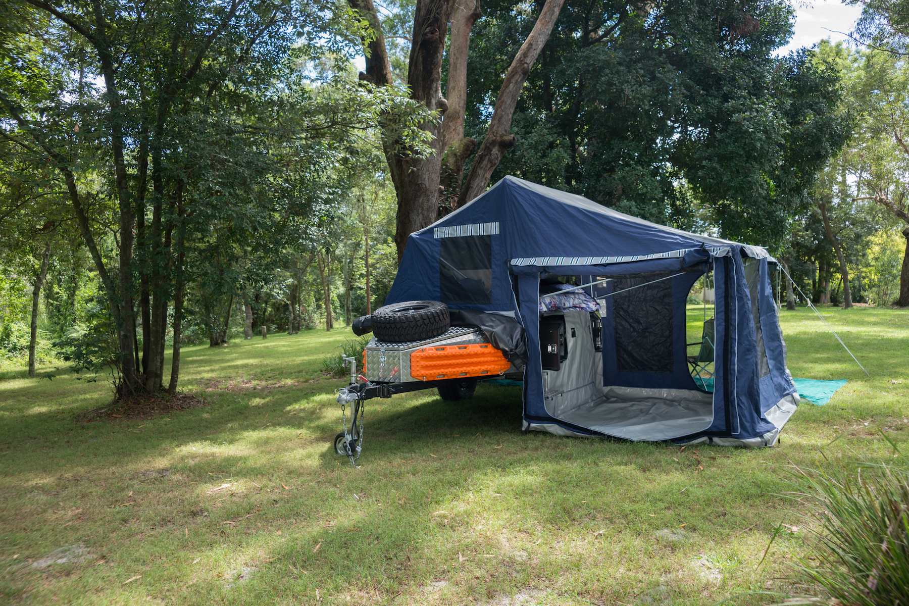 Johnno's X-R15 Camper Trailer Review