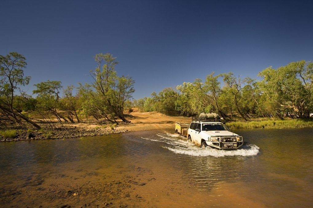 4X4 News: Gibb River Road Sealed Near Derby
