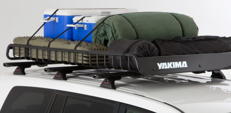 How to not load your roof rack. A cautionary tale
