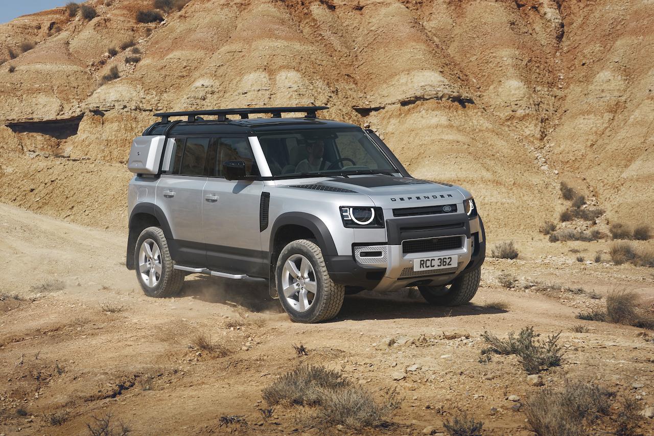 2020 Land Rover Defender 110 Pricing Revealed