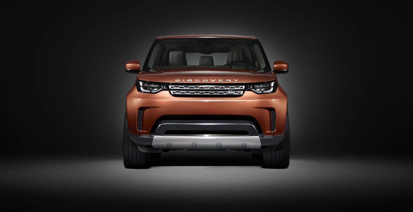Land Rover Discovery 5 Images Revealed