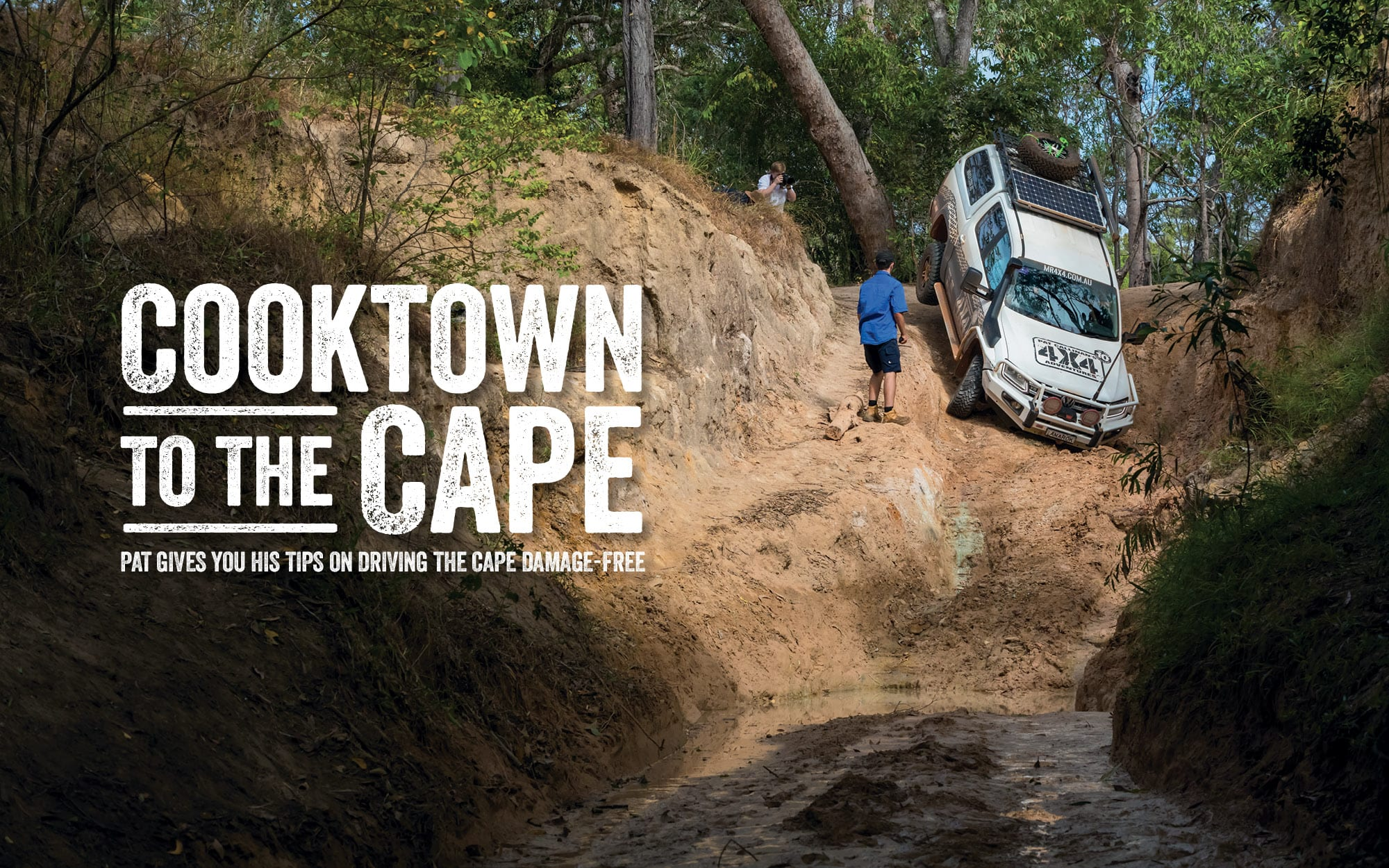 Pat Callinan's 4X4 Adventures Magazine – Issue 35 out now!