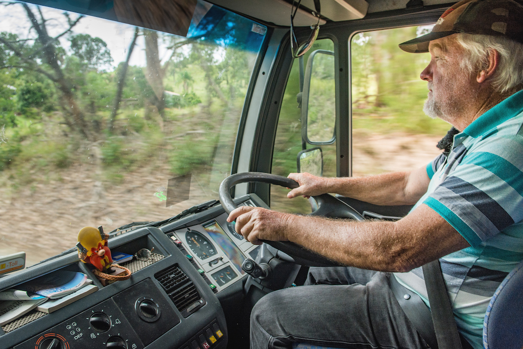 Man Truck 47