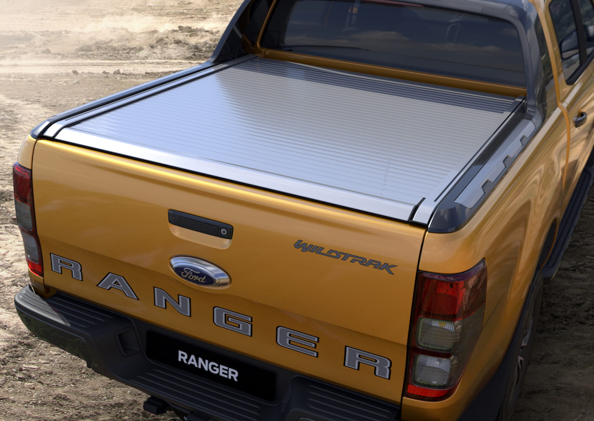 Ranger Wildtrak Roller Blind