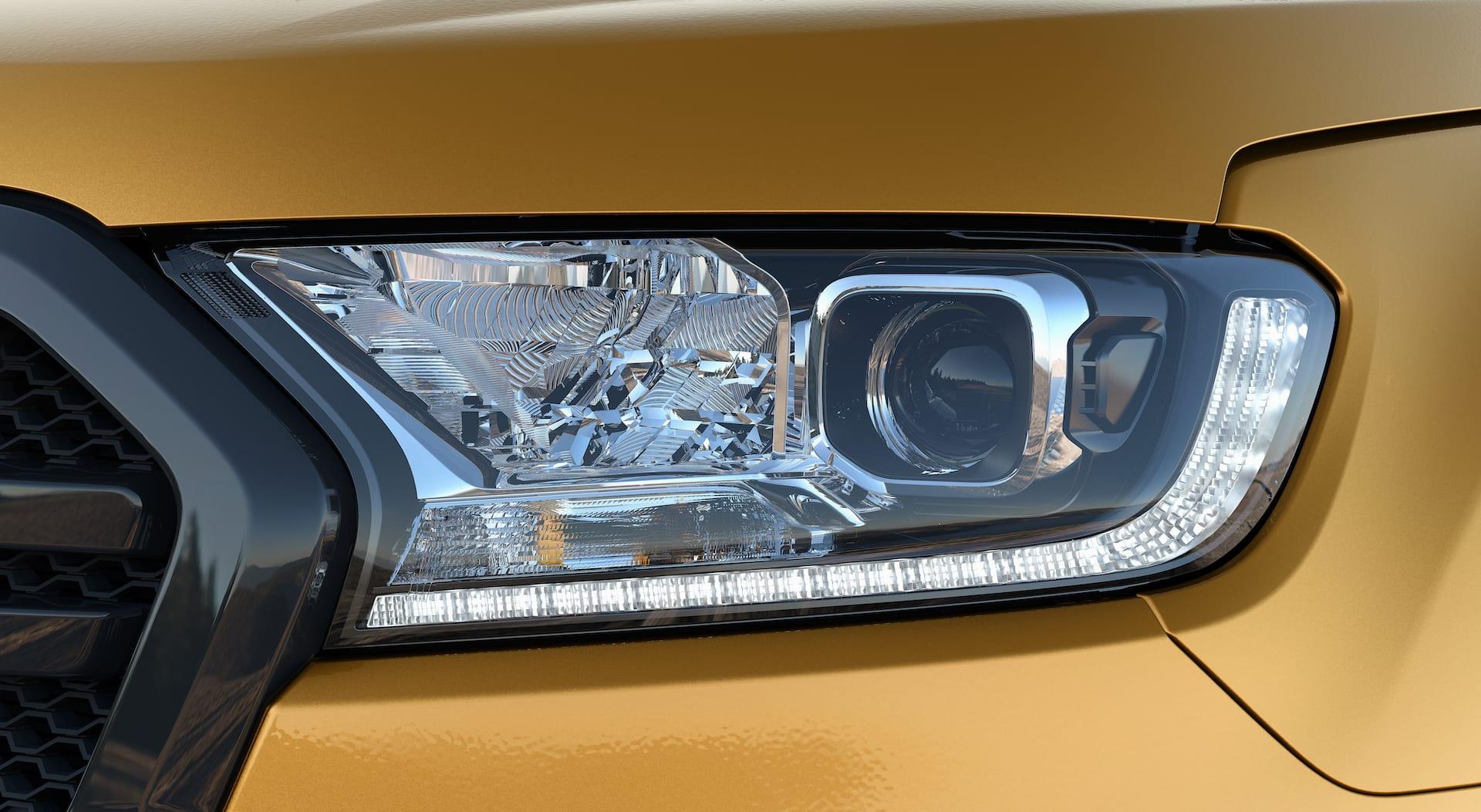 2020 Ranger Headlight