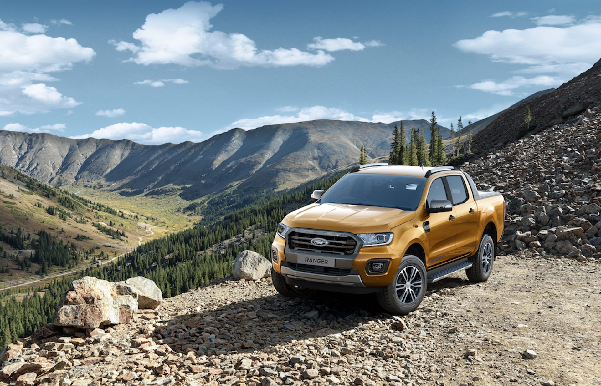 Updated 2020 Ford Ranger Detailed…Here in December