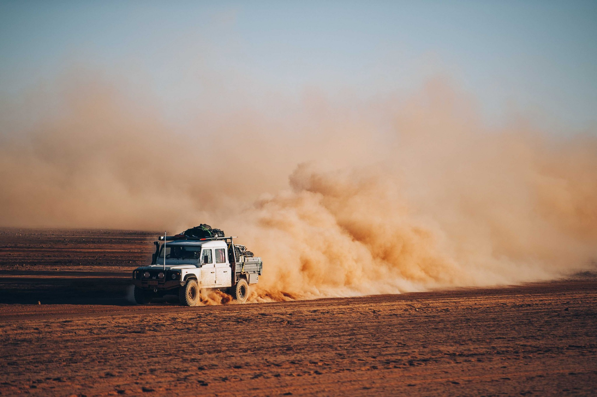 4X4 Driving Tips: Bulldust