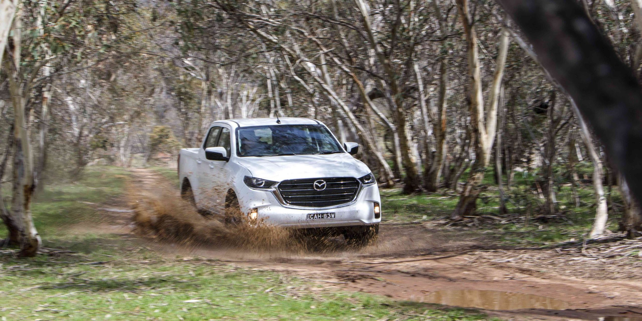Five-star ANCAP result for new Mazda BT-50
