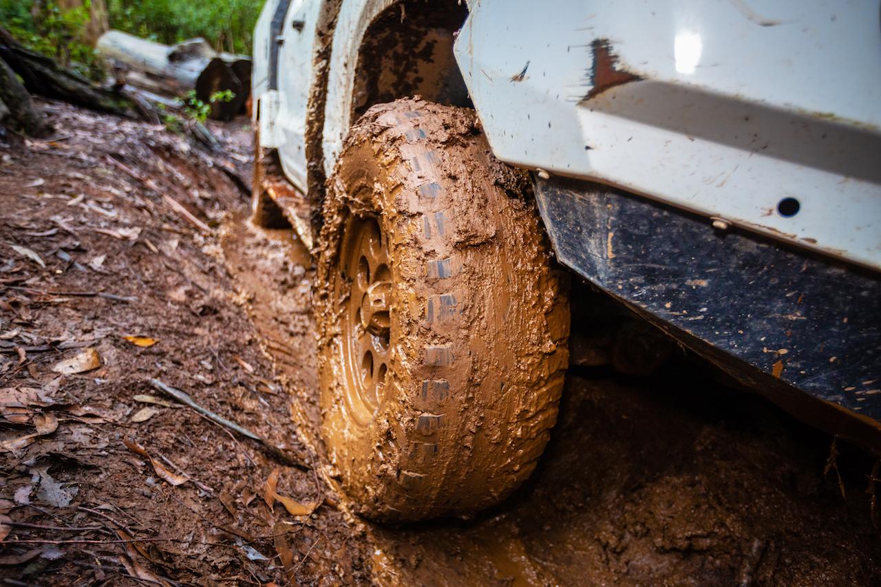 Mud 8