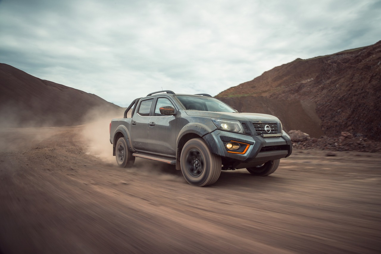 2019 Nissan Navara N-Trek Warrior Revealed… On-sale in December