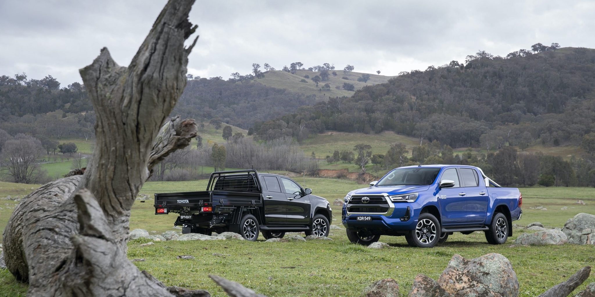 New 2020 Toyota HiLux revealed