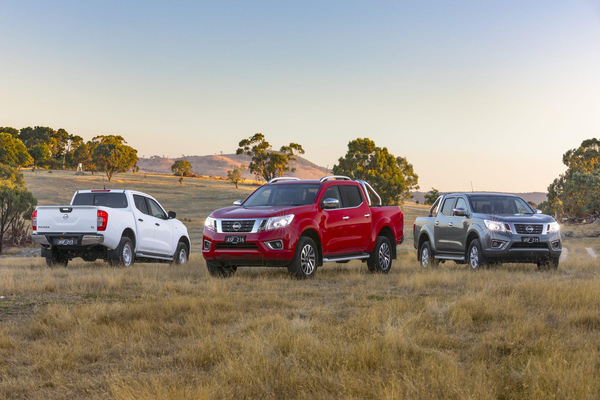 Nissan's Navara recalled 2020